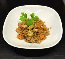 farro zucchine carote