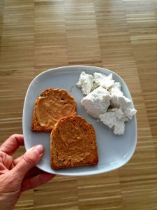 colazione per sportivi