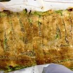tortino zucchine e parmigiano