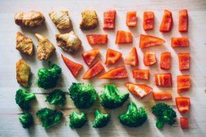 gioco verdure