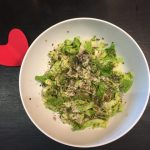 Insalata scrocchiarella: prova la crunchy salad