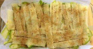 zucchine pan grattato