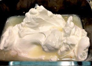 yogurt e limon