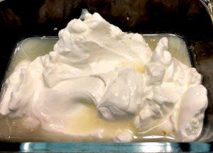 yogurt e limon